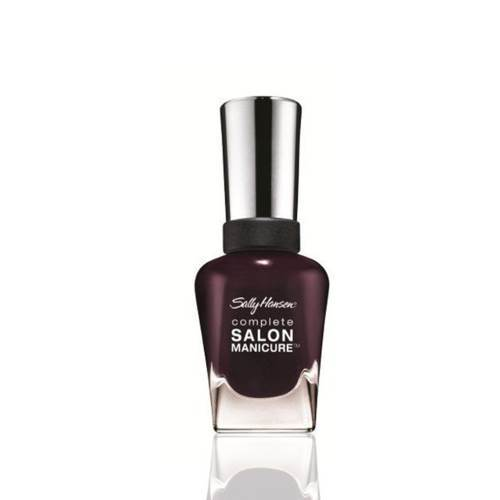Sally Hansen Complete Salon 660 Pat On The Black Oje
