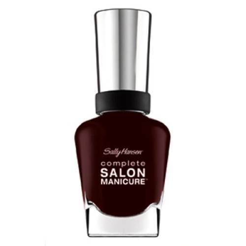 Sally Hansen Complete Salon 610 Red Zin Oje