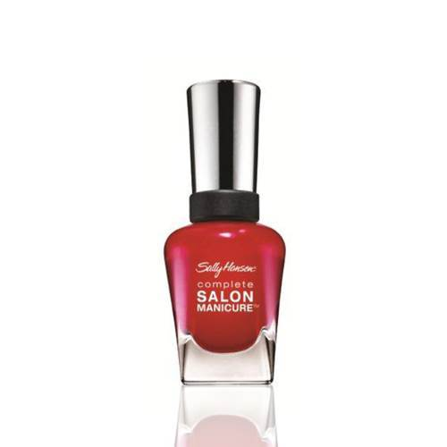Sally Hansen Complete Salon570 Right Said Red Oje
