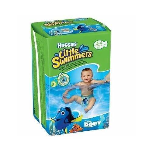 Huggies Little Swimmers Mayo Bebek Bezi / S-M (7-15kg)