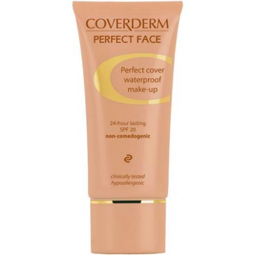 Coverderm Camoflage Perfect Face No:1
