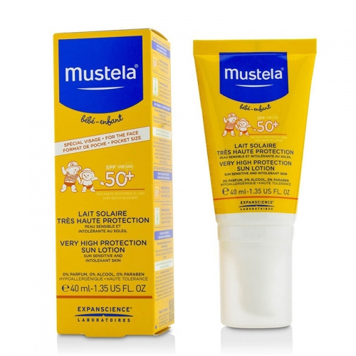 Mustela Very High Protection Sun Lotion spf50 - 40 ml