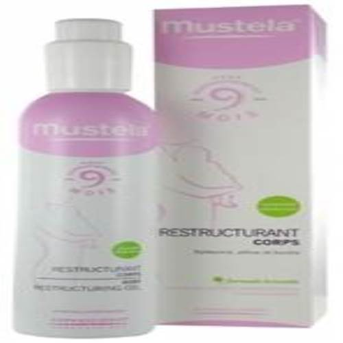 Mustela Post Partum Body Restructuring Gel