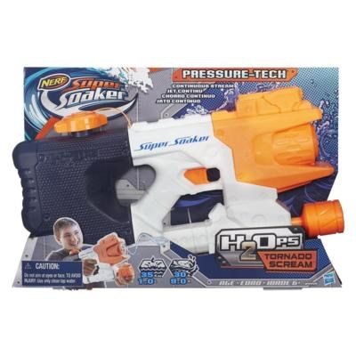 Hasbro Nerf Super Soaker H2Ops Tornado Scream B4444