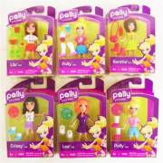 Mattel Polly Pocket Bebekler K7704
