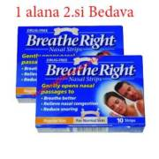 Breathe Right Burun Bandı Normal 1 Alana 1 Bedava