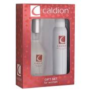 Caldion For Women Parfüm Deodorant Spray Set
