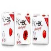 Kotex Ultra Kanatlı Normal 10 lu