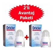 Driclor Roll On 20 ML 2 li Paket