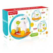 Fisher Price Sallanan Tekerlekli At - Kutuda