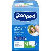 Canped Belbantlı Hasta Bezi Orta Boy (Medium) 9