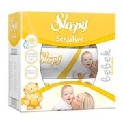 Sleepy Sensitive Kapaklı Islak Mendil 3x50 Adet