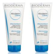 Bioderma Atoderm Cream 200 Ml 2 Adet