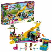 Lego Friends Andreanın Havuz Partisi 41374