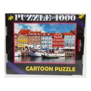 Cartoon puzzle 1000 li