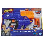 Hasbro Nerf Elite Shellstrike Ds-6 E6170