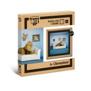 Clementoni 250 Parça Puzzle Frame Me Up The Master Of The House 38500