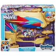 Hasbro My Little Pony-Rainbow Dash'ın Korsan Gemisi C1059