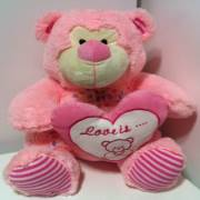Can-Em Pembe Ayıcık ( Love is ) 45cm